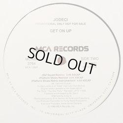 """画像2: Jodeci - Get On Up (Remixes) doubled with another promo 12""""X2"""