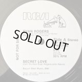 Evan Rogers‎ - Secret Love  12""
