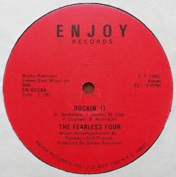 画像1: The Fearless Four - Rockin' It  12""