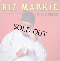 """画像1: Biz Markie - Just A Friend  12"""""""
