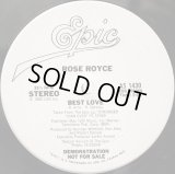 Rose Royce - Best Love/Dance With Me  12""