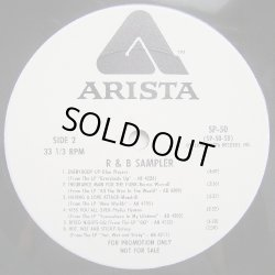 画像3: V.A (Arista) - The Arista Power Sampler (R&B Sampler)  LP