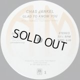 Chas Jankel - Glad To Know You/3,000,000 Synths/Ai No Corrida  12""