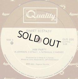 """画像2: Sweet Ecstasy - Pull Our Love Together/Jam Party  12"""""""