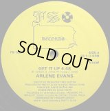Arlene Evans - Get It Up  12""