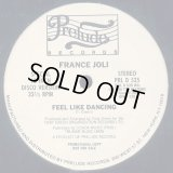 France Joli - The Heart To Break The Heart/Feel Like Dancing  12""