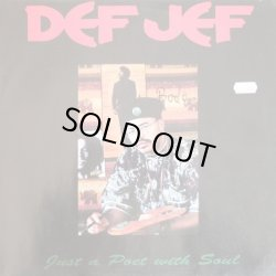 画像1: Def Jef - Just A Poet With Soul   LP