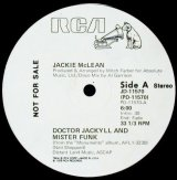 """Jackie McLean - Doctor Jackyll And Mister Funk/On The Slick Side  12"""""""