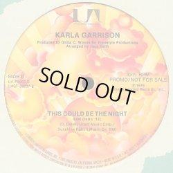 """画像2: Karla Garrison - This Could Be The Night  12"""""""
