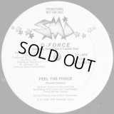 G-Force (Featuring Ronnie Gee & Captain Cee) - Feel The Force  12""