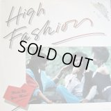 High Fashion - Make Up Your Mind  LP