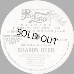 画像1: Sharon Redd‎ - In The Name Of Love/Never Give You Up  12""