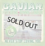 Caviar Featuring Ronnie Canada - Never Stop Loving You  LP