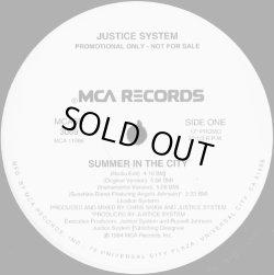 """画像1: Justice System - Summer In The City  12"""""""