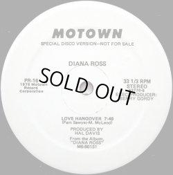 """画像1: Diana Ross/Marvin Gaye - Love Hangover/I Want You  12"""""""