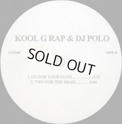 画像2: Kool G Rap & DJ Polo - Ill Street Blues/Crime Pays/Go For Your Guns/Two For The Head  EP