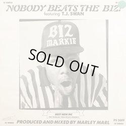 "画像1: Biz Markie Featuring T.J. Swan - Nobody Beats The Biz  12"""