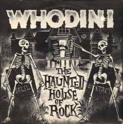 """画像1: Whodini - The Haunted House Of Rock  12"""""""