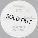 """Planet Patrol - Play At Your Own Risk  12"""""""