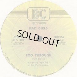 画像2: Bad Girls (feat Jocelyn Brown) - Too Through  12""