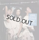 Pointer Sisters - Break Out  LP