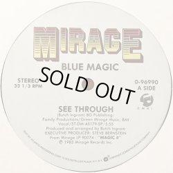 """画像1: Blue Magic - See Through/Clean Up Your Act  12"""""""