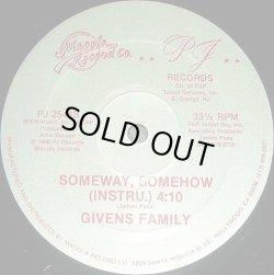 """画像2: The Givens Family - Someway, Somehow  12"""""""