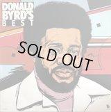 Donald Byrd - Donald Byrd's Best  LP
