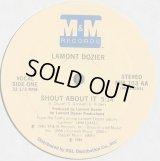 """Lamont Dozier - Shout It About It  12"""""""