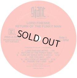画像3: Lord Finesse - Return Of The Funky Man  LP