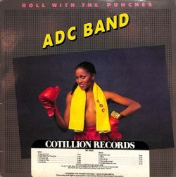 画像1: ADC Band - Roll With The Punches  LP