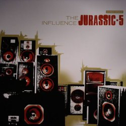 "画像1: Jurassic 5 - The Influence/Swing Set/Quality Outro (Doubled !)  12""X2"