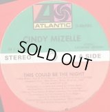 """Cindy Mizelle - This Could Be The Night  12"""""""