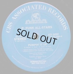 画像1: P. Funk All-Stars - Pumpin' It Up (Special Club Mix)/Pumpin' It Up  12""