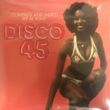Al Kent - Disco 45 for Disk Union  Mixed Sampler CD