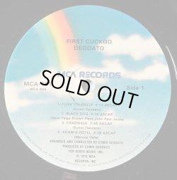 画像2: Deodato - First Cuckoo  LP