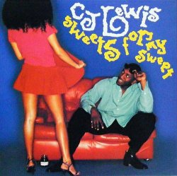 画像1: CJ Lewis - Sweets For My Sweet  12""