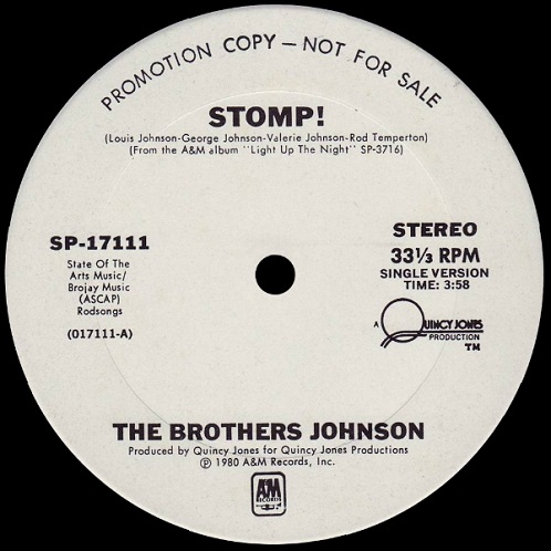 Brothers Johnson - Stomp