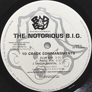 The Notorious B I G  - Who Shot Ya/10 Crack Commandments 12
