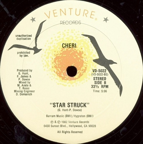 Cheri Star Struck Give It To Me Baby