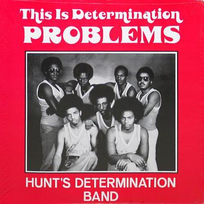 hunt s determination this is determination problems lp